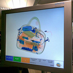 Luggage X-ray Systems