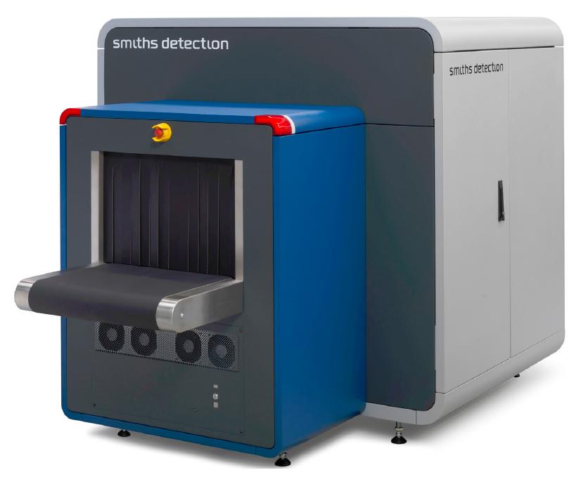 HI-SCAN 6040 CTiX csomagröntgen